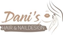 Dani's Hair & Naildesign Logo